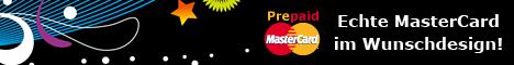 majorcard virtuelle Kreditkarte prepaid